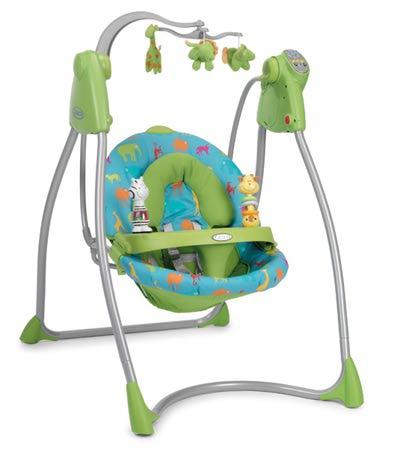 9819981b832a Качели Graco электронные Lovin Hug Swing   Отзывы покупателей