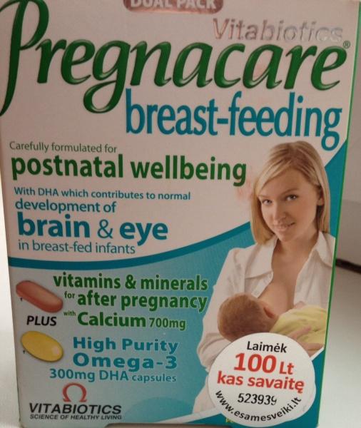 Витамины для кормящих мам | Активная мама