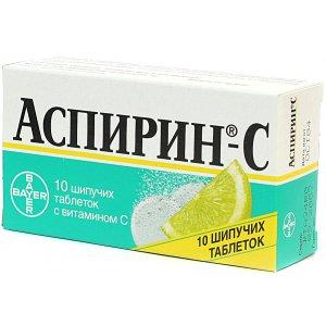 Аспирин с витамином с инструкция