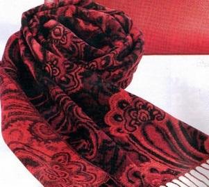 Милый шарфик жанин