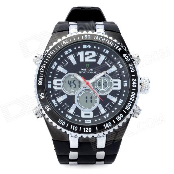 Наручные часы Aliexpress Weide multifunctional waterproof sport watch 967940d31d128