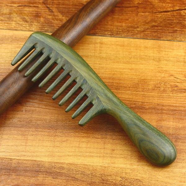 Расчески для волос деревянные купить