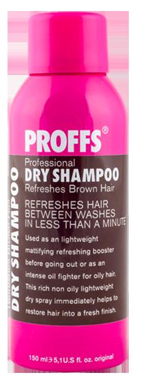Профессиональный сухой шампунь для волос