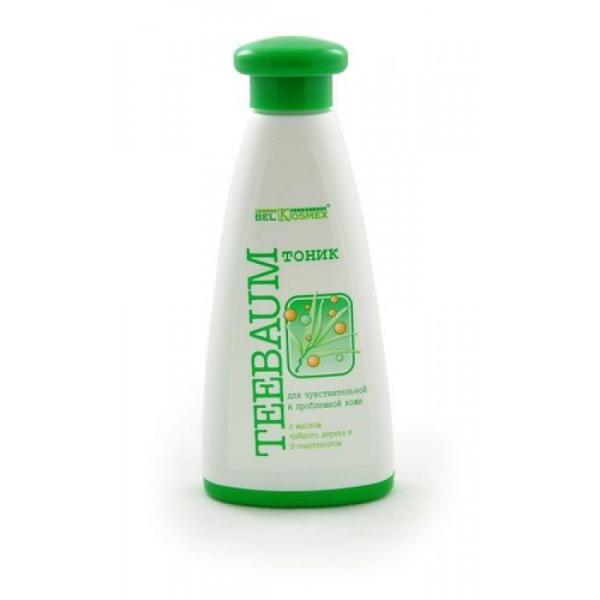 Тоник для жирной кожи лица belkosmex teebaum - \