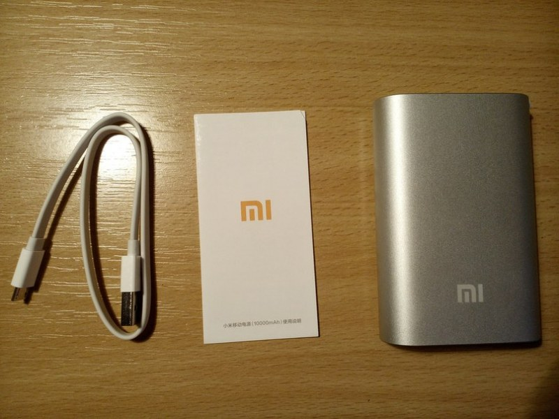 Xiaomi mi power bank 10000mah инструкция