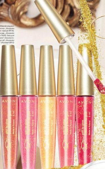 "Блеск для губ Avon ""24 карата золота"" | Отзывы покупателей: http://irecommend.ru/content/blesk-dlya-gub-avon-24-karata-zolota"