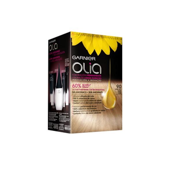 Краска для волос olia garnier
