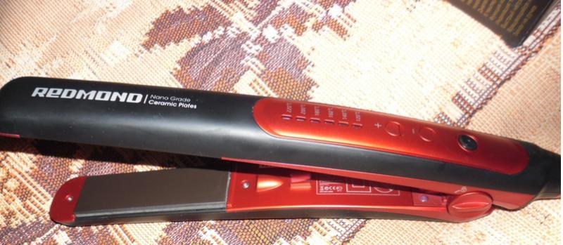 Redmond выпрямитель волос цена