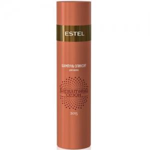 Amber time шампунь-эликсир для волос