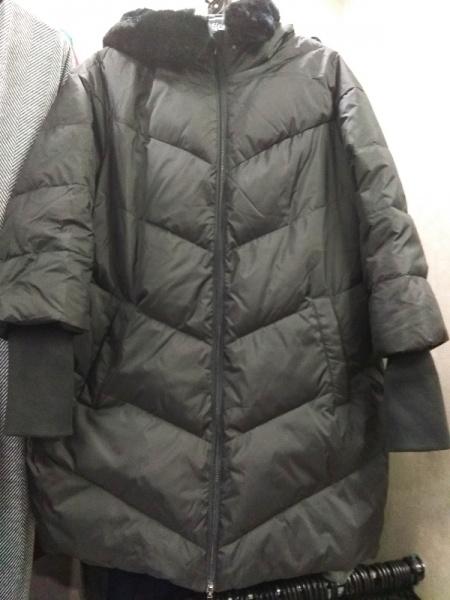 f24b02c07372 Куртка пуховая женская Sela CD - 126/1060-8452