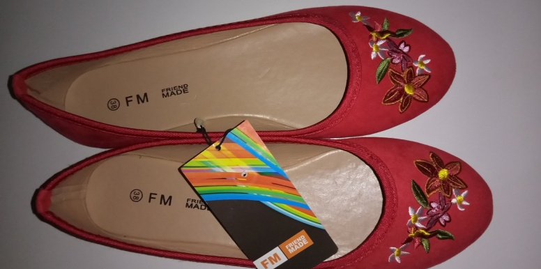 Туфли женские FM Friend Made LTX8757 - отзывы f4df7a3ee39
