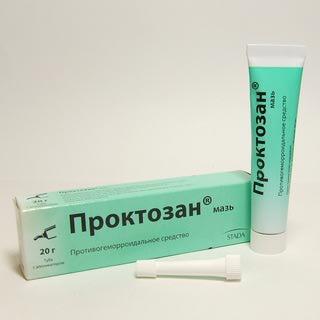 Купить Проктонол от геморроя в Кожино