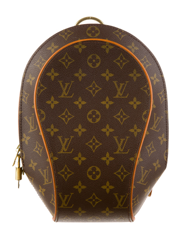 5d19adeedb5f Рюкзак Louis Vuitton Authentic Monogram Ellipse Backpack Bag - отзыв