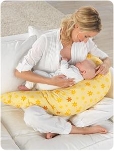 Как правильно кормить новорожденного на подушке для беременных 370