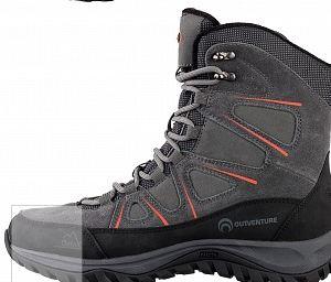 2aab4023 Треккинговая обувь OUTVENTURE Nordman | Отзывы покупателей