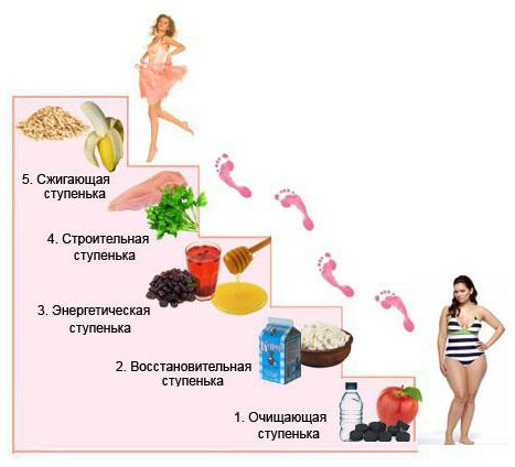 Питьевая диета на 5 дней