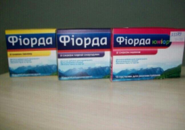 Фиорда таблетки инструкция по применению