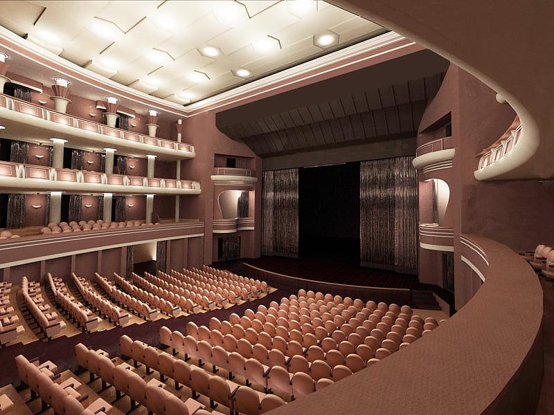 Театр моссовета сцена под крышей схема зала фото