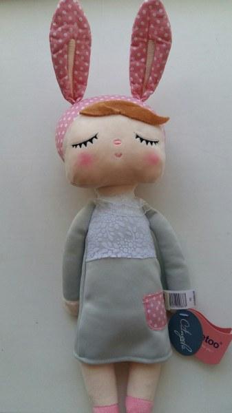 игрушка Aliexpress Metoo Angela Dolls Rabbit Girls Clothes Skirt