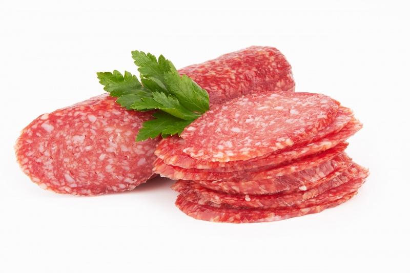 фото колбаса сырокопченая