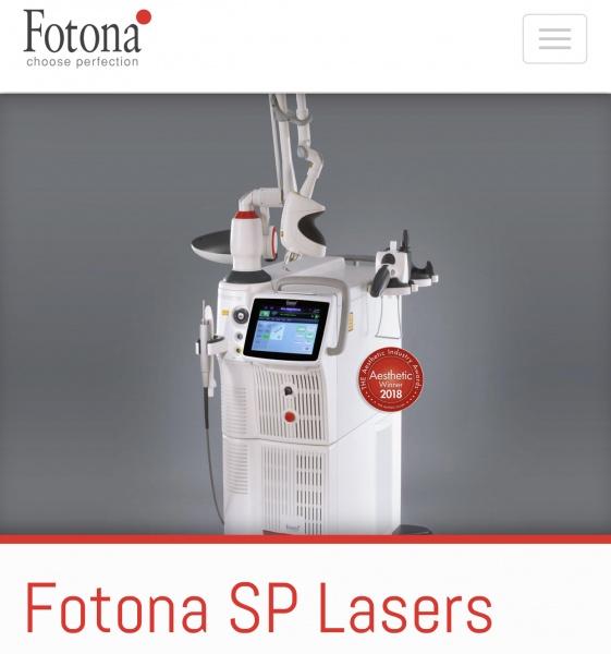 неодимовый лазер фотона вам