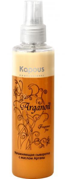 Kapous спрей для волос отзывы