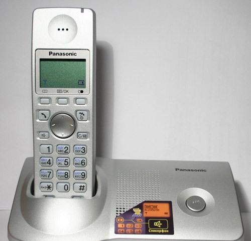 инструкция по эксплуатации телефона panasonic kx-tga710ru