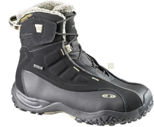 Зимние ботинки Salomon B52 TS GTX W - отзывы 8e8ce028459e1