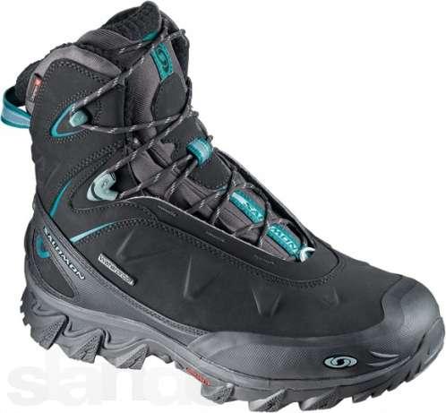 7aa0d71fe Зимние ботинки Salomon Mishaka | Отзывы покупателей