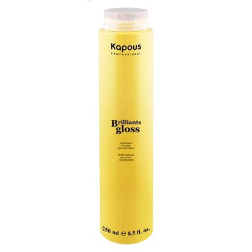 Блеск-бальзам для волос brilliant gloss 250 мл
