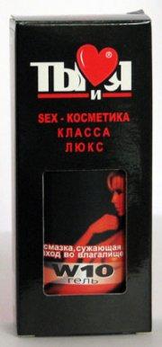 Гель смазка сужающий у женщин влагалище