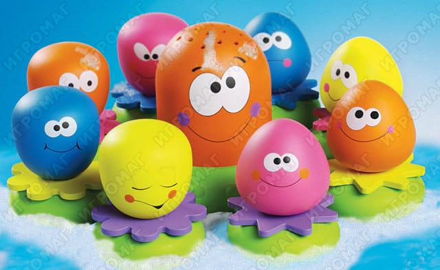 детские игрушки осьминожки