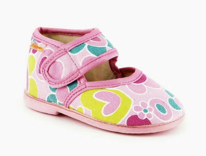 b41e386d5 Текстильная обувь Скороход Детские тапочки