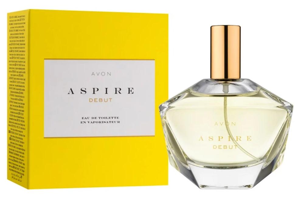 Avon aspire debut avon смотреть