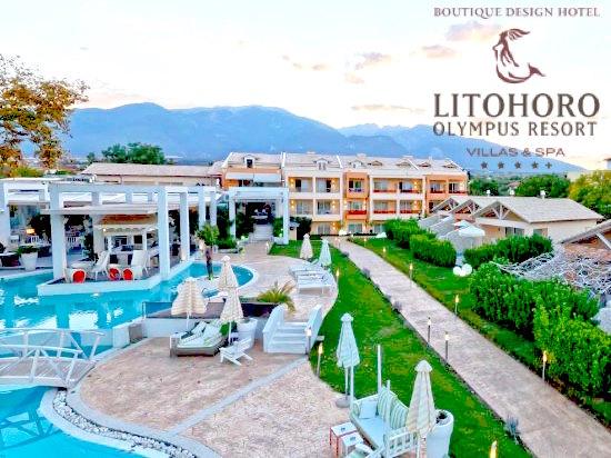 Картинки по запросу litohoro olympus resort villas & spa