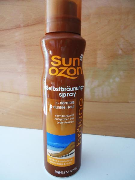 Sun ozon спрей для волос