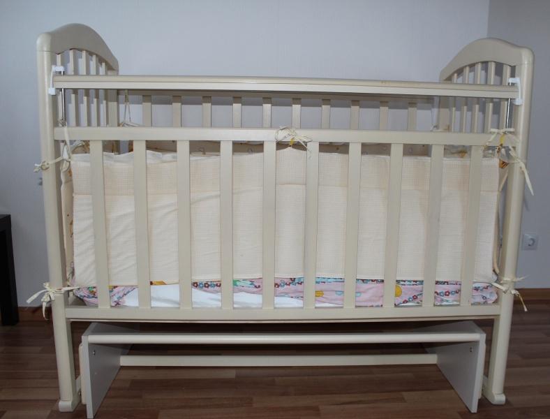 Схема сборки детская кровать с ящиками.