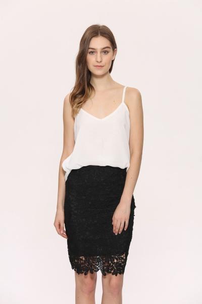 c28e331ac9ebf1 Топ AliExpress Chiffon Tank Top Women 2017 New Summer Sleeveless Shirt Sexy  V-neck Cami Loose Casual Blouses Female Tops Vest Ladies Clothing - отзывы