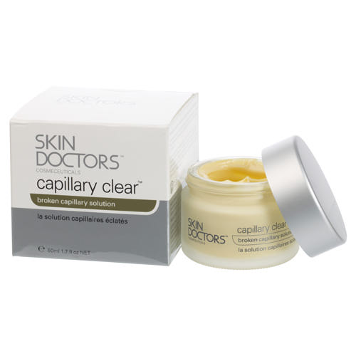 skin doctors capillary clear cream reviews