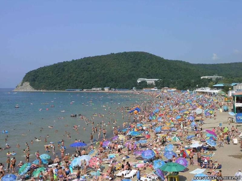 Отдых в Краснодарском крае на море. Купить путевки и туры ...