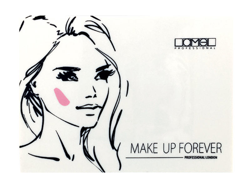 набор для макияжа Lamel Professional Makeup Forever отзывы покупателей