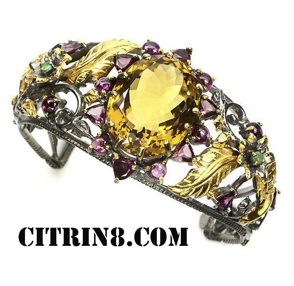 608125aa8563 Сайт Эксклюзивные украшения с натуральными камнями Citrin8.com - отзывы