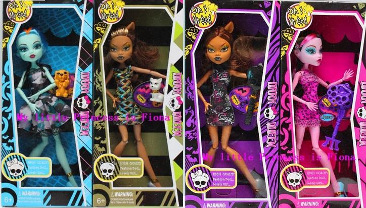 Алиэкспресс купить куклы монстер хай
