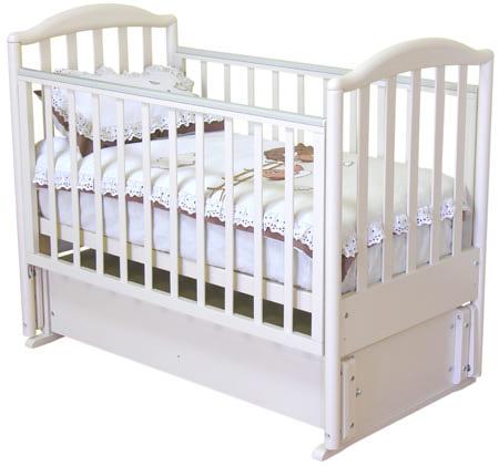 Кроватка Красная звезда