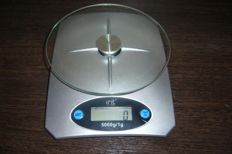 Весы IRIT IR-7118