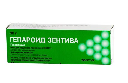 гепароид лечива инструкция - фото 11