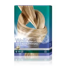 Дрожжи для волос с витамином с