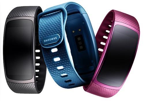 Фитнес-браслет Samsung Gear Fit 2 (SM-R3600DAASER) - фото 9