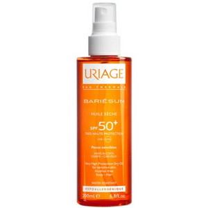 Солнцезащитное масло для волос