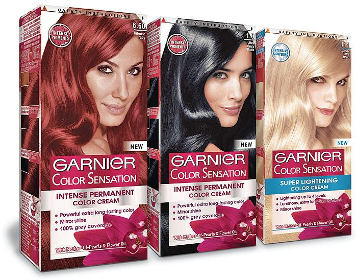 Отзывы красная краска для волос